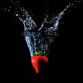 Terril Heilman - Strawberry Splash