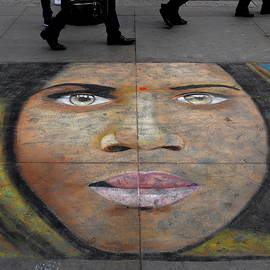 Lexa Harpell - Street Art London 3