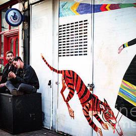 Cyril Jayant - Street ArtsLondon- Shorditch.