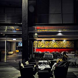 Andrei SKY - Street cafe. Walsh Bay