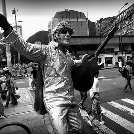 Daniel Gomez - Street Elvis