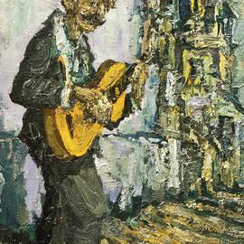 Street Musician #3