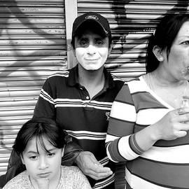 Daniel Gomez - Street Portrait #   61