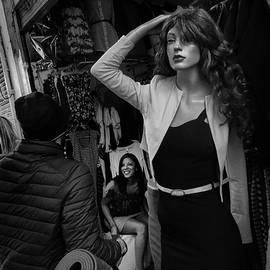 Daniel Gomez - Street Portrait   #  69