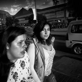 Daniel Gomez - Street Portrait   105