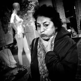Daniel Gomez - Street Portrait  107