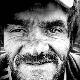 Daniel Gomez - Street Portrait   124