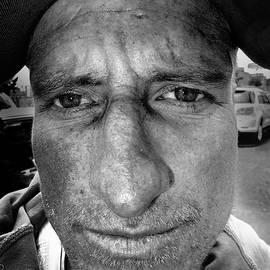 Daniel Gomez - Street Portrait    179
