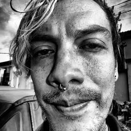 Daniel Gomez - Street Portrait   163
