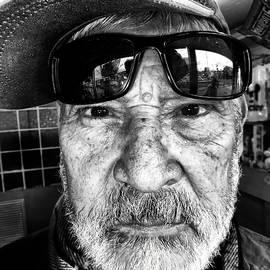 Daniel Gomez - Street Portrait   190