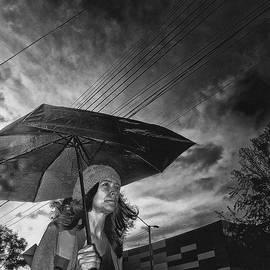 Daniel Gomez - Walking into the Dark Rain