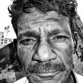 Daniel Gomez - Street Portrait   196