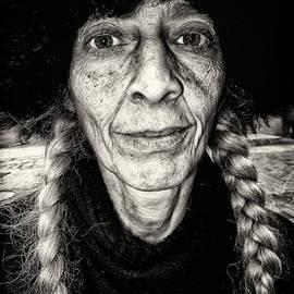 Daniel Gomez - Street Portrait   206