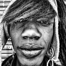 Daniel Gomez - Street Portrait   211