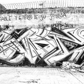 Daniel Gomez -  Sidewalk Nap
