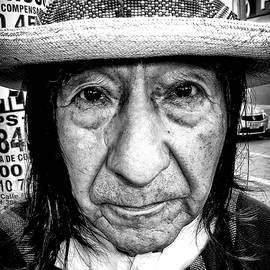 Daniel Gomez - Street Portrait   77