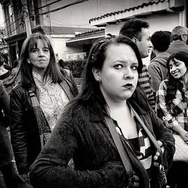 Daniel Gomez - Street Portrait   85