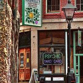 Tom Prendergast - Street Signs Portland Maine
