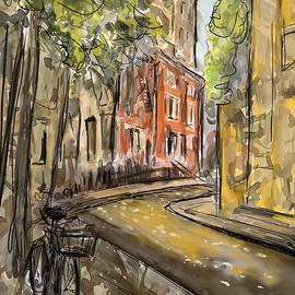 Bryce Prevatte - Street, West Village