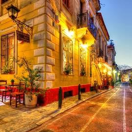 Milan Gonda - Streets In Plaka
