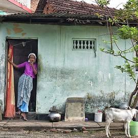 Streets of Kochi - Marion Galt