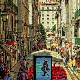 Mary Machare - Streets of Lisbon 3