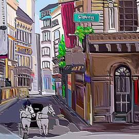 Karen Harding - Streets of Vienna