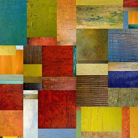 Michelle Calkins - Strips and Pieces l
