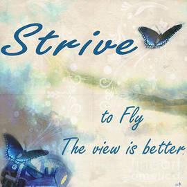 Sandra Clark - Strive to Fly