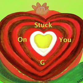 Lorna Maza - Stuck On You G