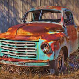 Nikolyn McDonald - Studebaker - Pickup Truck