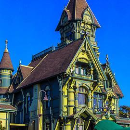Stunning Carson Mansion - Garry Gay