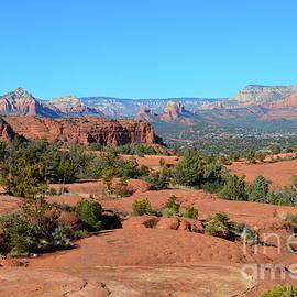 DejaVu Designs - Stunning Sedona Arizona Landscape