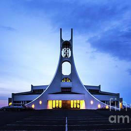 Svetlana Sewell - Stykkisholmur Church