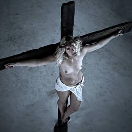 Ramon Martinez - Suffering on crucifix II