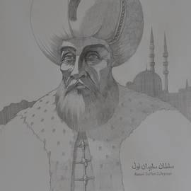 Ray Agius - Suliman the Magnificent