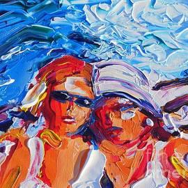 Tatjana Krilova - Summer at Niagara