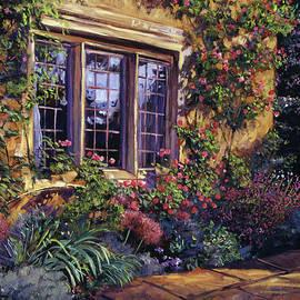 David Lloyd Glover - Summer Evening Glow