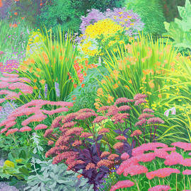 Summer Garden - William Ireland