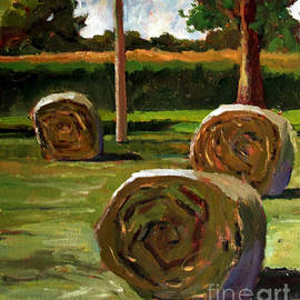 Charlie Spear - Summer Hay Rolls