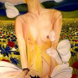 Dirk Ghys - Summer. I love butterflies