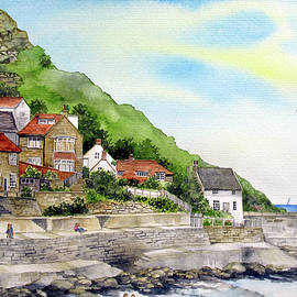 Farida Greenfield - Summer in Runswick Bay