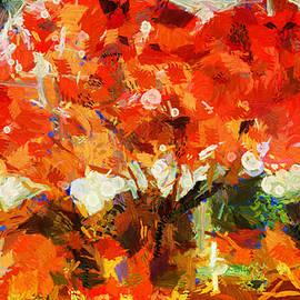 Sir Josef  Putsche - Summer Of Desire - Painting