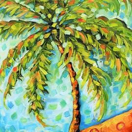 Peggy Davis - Summer Palm