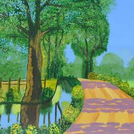Magdalena Frohnsdorff - Summer Path