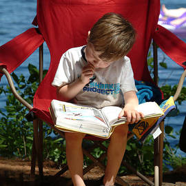 Georgia Sheron - Summer Reading