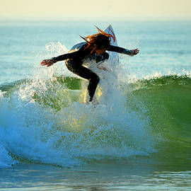 Dianne Cowen - Summer Surfer