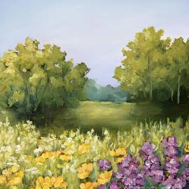 Inese Poga - Summer wild flowers