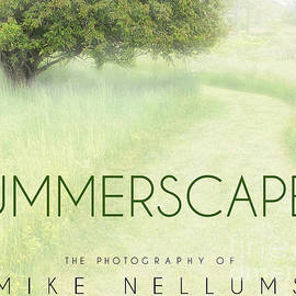 Mike Nellums - Summerscapes coffee table book cover
