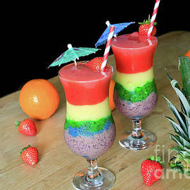 Tracy Hall - Summertime Smoothies